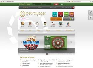 BetVoyager - рулетка с контролем честности и супер-ставками от 0,01 до 200 в номер