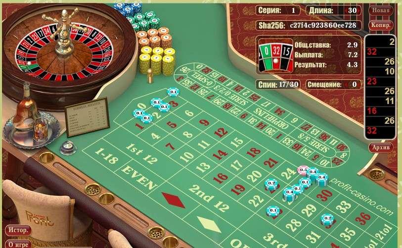 Что значит контроль честности казино MD5